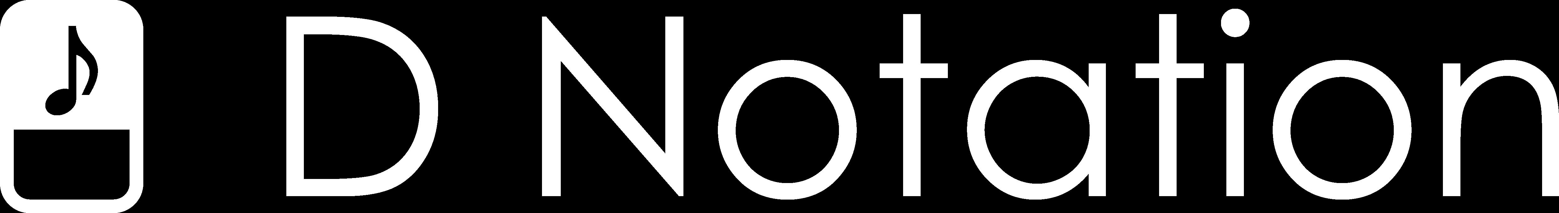 D Notation